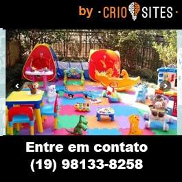 Aluguel de Brinquedos em Campinas, Sumaré e Hortolândia