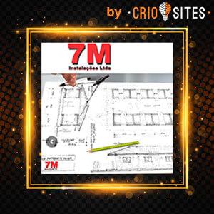 7M Instalações – Elétrica, Hidráulica, Montagens Eletro-mecanicas, SPDA