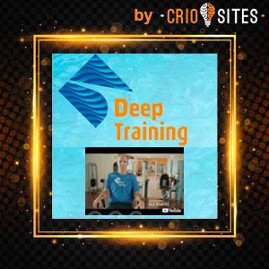 Deep Training Treinamento em Águas para melhorar a coluna e lesões – estamos em Campinas