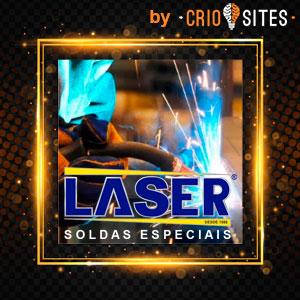 Criação de Sites Campinas Laser Soldas Especiais